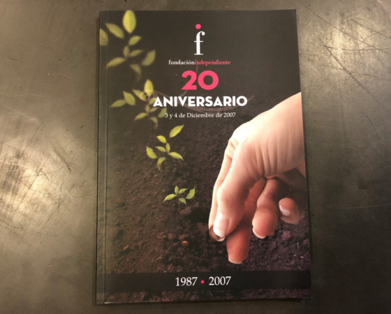 20 Aniversario de la Fundación Independiente