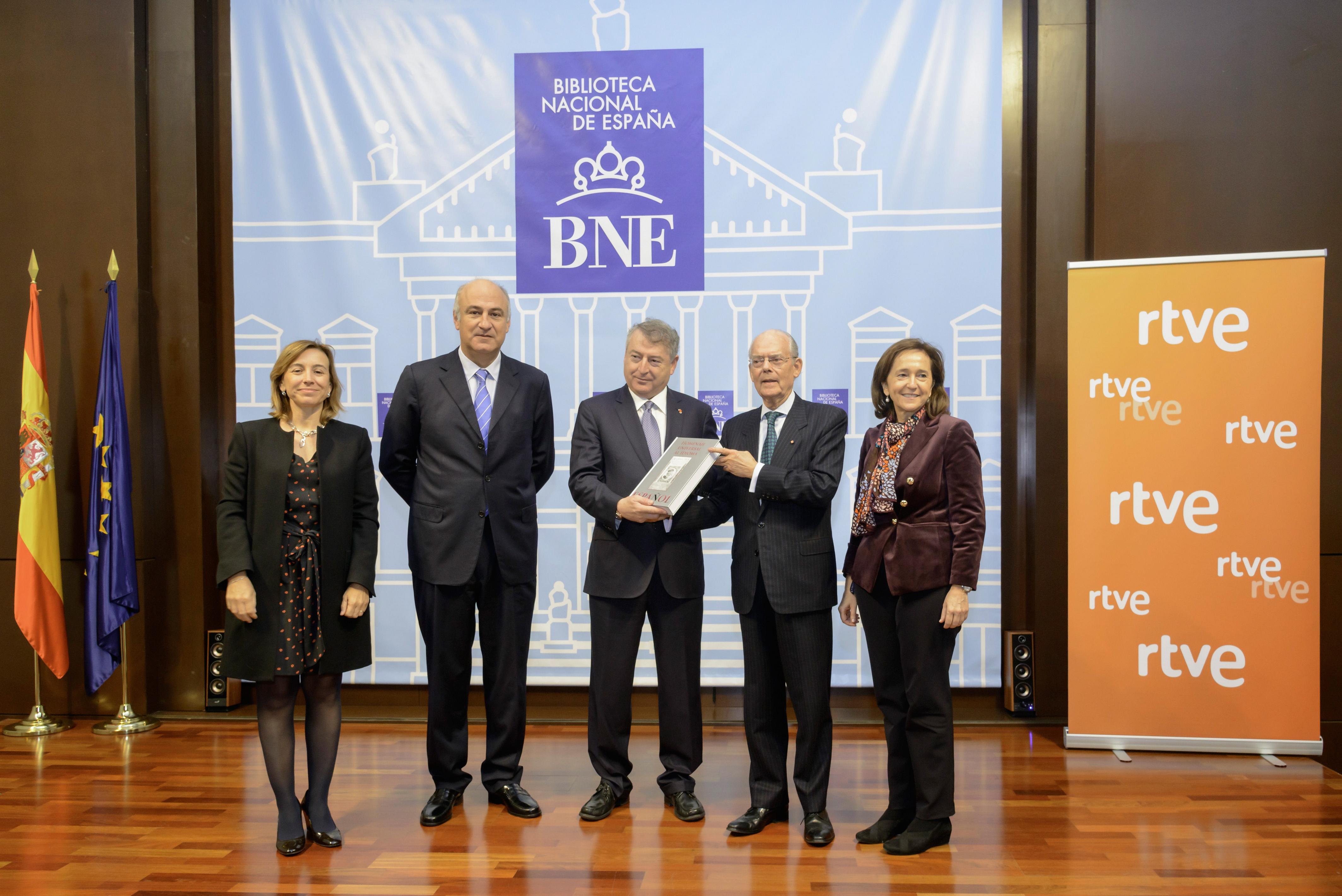 La Fundación Independiente reconoce el apoyo de RTVE al idioma español