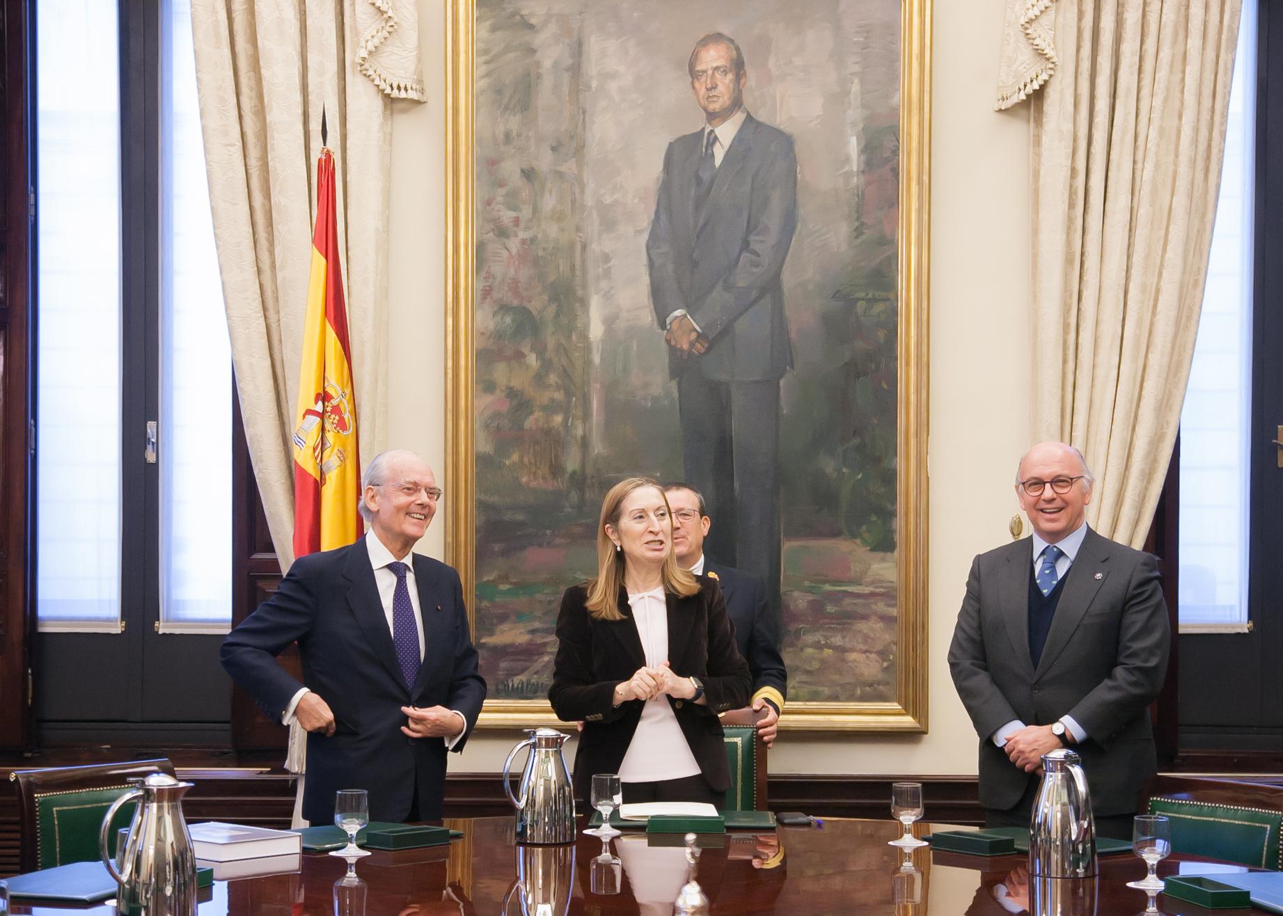 El Homenaje Universal al Idioma Español en el Congreso de los Diputados