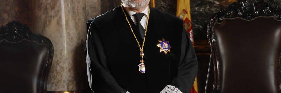 Fallecimiento Fiscal General del Estado, Excmo. Sr. D. José Manuel Maza