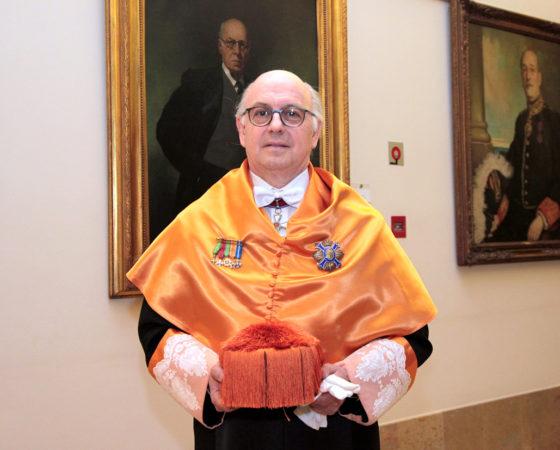 Aldo Olcese nombrado Vicepresidente de la RAED