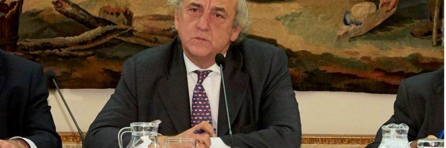 FALLECIMIENTO SR. D. ALFONSO CORONEL DE PALMA