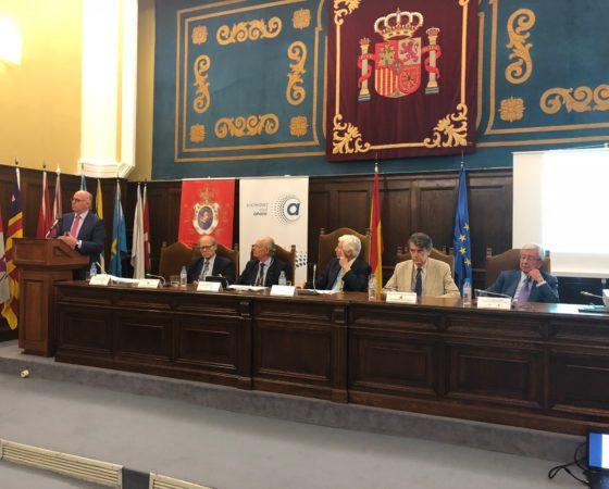 Sociedad Civil Ahora en la Real Academia de Doctores de España
