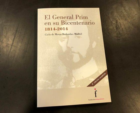 EL GENERAL PRIM EN SU BICENTENARIO 1814-2014