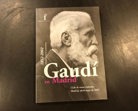 GAUDÍ EN MADRID
