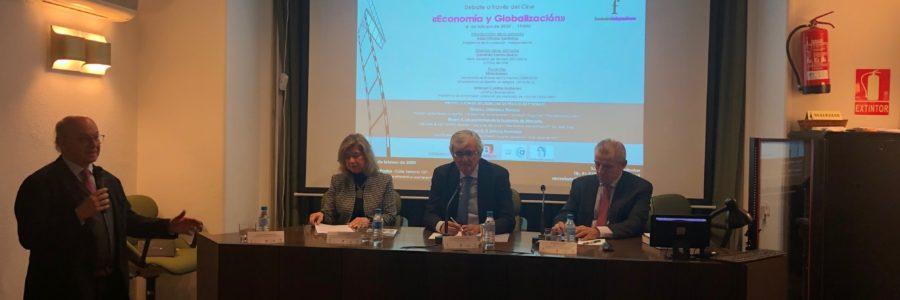 Jornada HUmanismo en el Cine «Economía y Globalización»