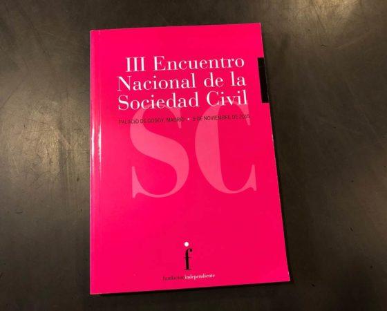 III ENCUENTRO NACIONAL DE LA SOCIEDAD CIVIL