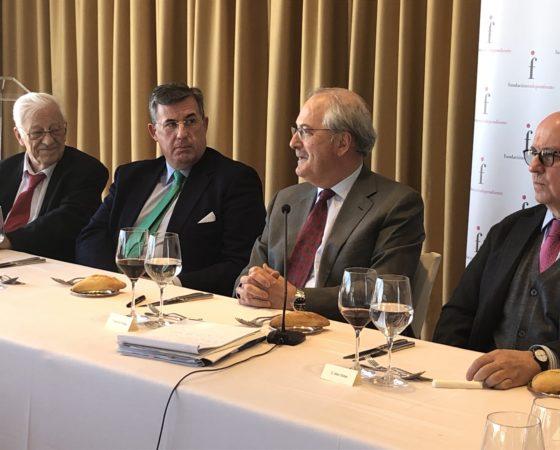 Tribuna Independiente Francisco Fonseca, Director de la Representación de la Comisión Europea en España