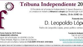 INVITACION TI LEOPOLDO LOPEZ 28.06.16