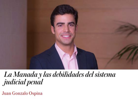 LA MANADA Y LAS DEBILIDADES DEL SISTEMA JUDICIAL