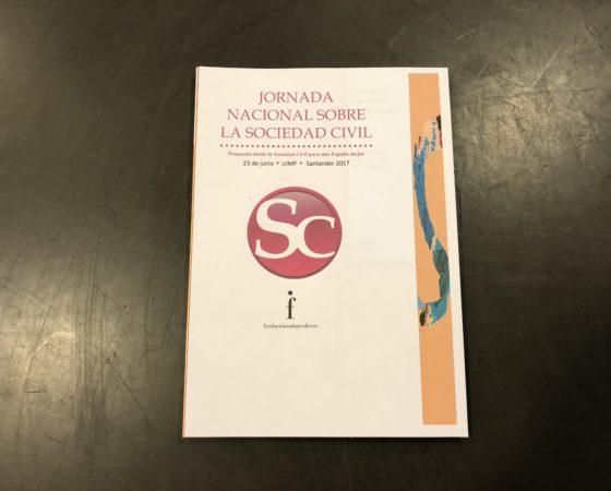 JORNADA NACIONAL SOBRE LA SOCIEDAD CIVIL EN SANTANDER