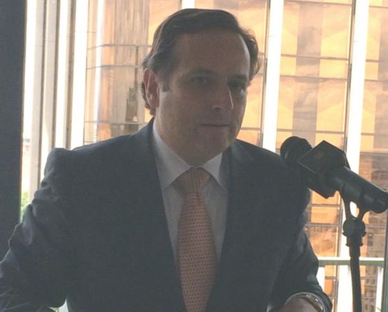 TRIBUNA INDEPENDIENTE JUAN PABLO LÁZARO -PRESIDENTE DE CEIM-