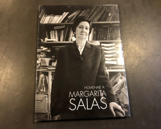 "LIBRO HOMENAJE MARGARITA SALAS ""ESPAÑOL UNIVERSAL"" 2000"