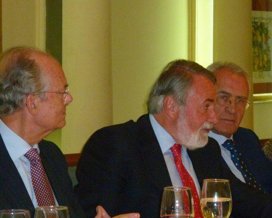 TRIBUNA INDEPENDIENTE JAIME MAYOR OREJA -EURODIPUTADO Y EX MINISTRO DEL INTERIOR-