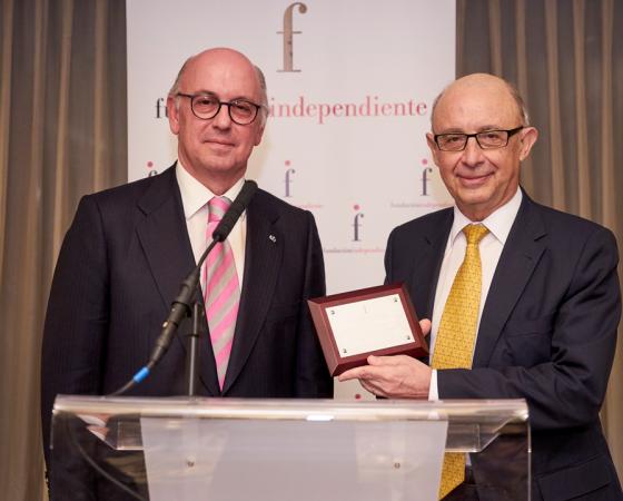 Cena 30 Aniversario de la Fundación Independiente