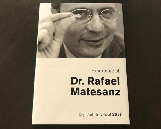 "LIBRO RAFAEL MATESANZ ""ESPAÑOL UNIVERSAL"" 2017"