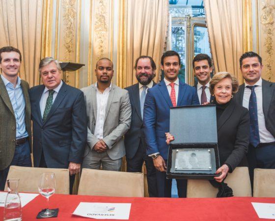 """""""Colombia, Desarrollo y Paz en un contexto de futuro. Un tributo póstumo al legado de Mariano Ospina Hernández"""""""