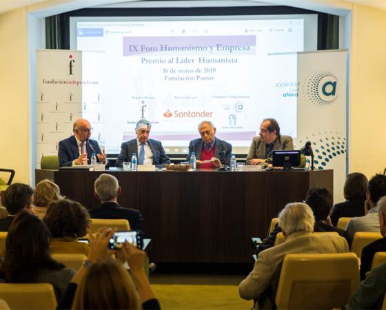 «IX Foro Humanismo y Empresa. Premio Líder Humanista»