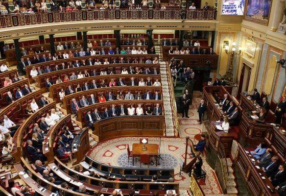 Acto de Homenaje a las víctimas del terrorismo en el Congreso de los Diputados