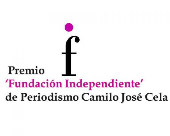 """Premio """"Fundación Independiente"""" de Periodismo Camilo José Cela"""