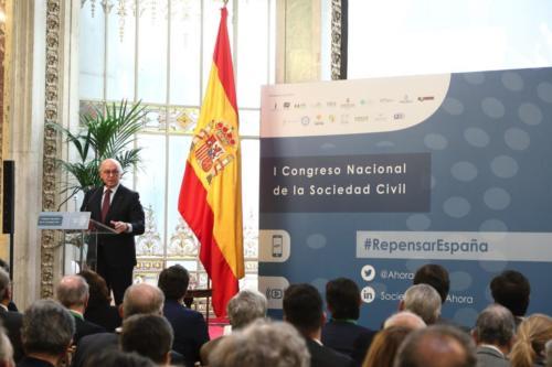 I Congreso Nacional de la Sociedad Civil - Inauguración