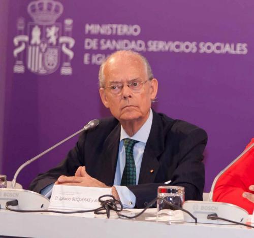 Ignacio Buqueras y Bach