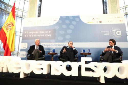 I Congreso Nacional de la Sociedad Civil - Debate Inaugural