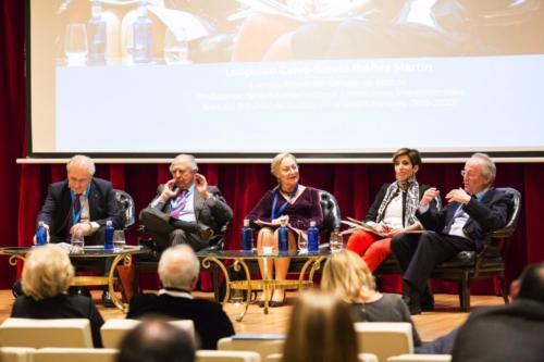 I Congreso Nacional de la Sociedad Civil -  Sesión IV. Mesa CLa construcción de Europa: ¿Qué Europa?
