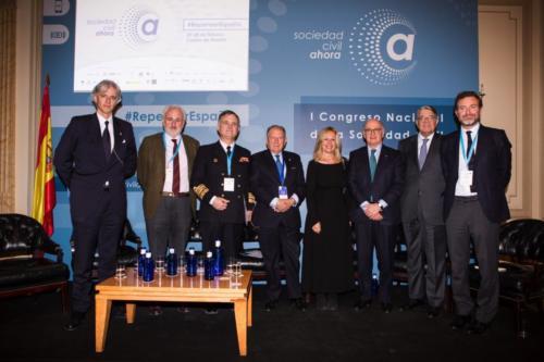 I Congreso Nacional de la Sociedad Civil - Sesión IV. Mesa DRetos y Desafíos en materia de Política Exterior, Defensa y Seguridad