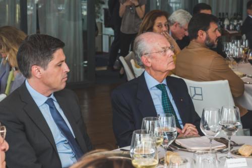 José RosiñolPresidente de Sociedad Civil CatalanaIgnacio Buqueras y BachPresidente de Honor de la Fundación Independiente