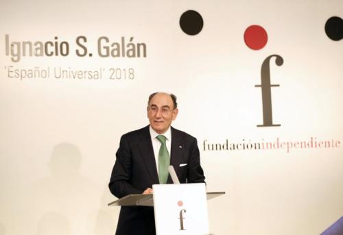 """Ignacio S. Galán """"Español Universal"""" 2018"""