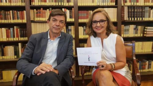 Carlos Andradas HeransCatedrático de Álgebra de la Universidad Complutense de MadridBeatriz Soto RiveroPatrono de la Fundación Independiente