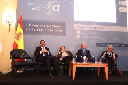 I Congreso Nacional de la Sociedad Civil - Sesión II. Mesa BCiudadanía y participación política