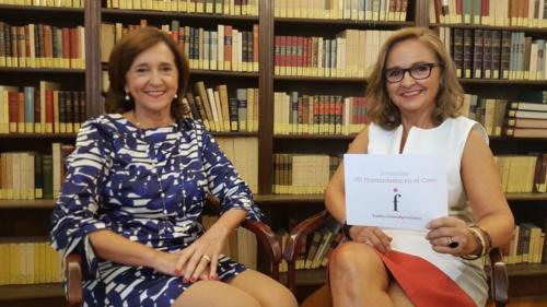 Ana Santos AramburoDirectora de la Biblioteca Nacional de EspañaBeatriz Soto RiveroPatrono de la Fundación Independiente