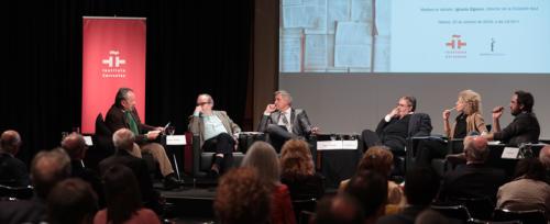 «Editores Españoles: su proyección internacional»