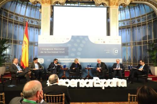 I Congreso Nacional de la Sociedad Civil - Sesión IV. Mesa AEmpresa y libre iniciativa económica: retos y desafíos