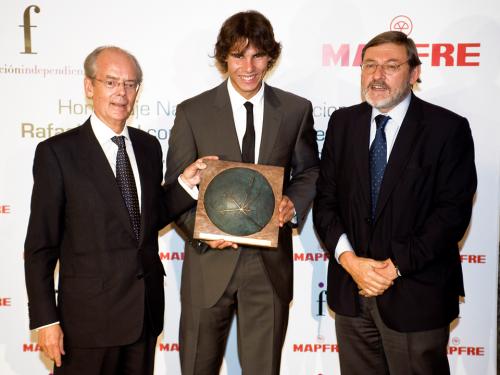 Premio -Español Universal- 2009