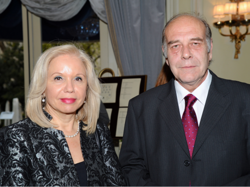 Carmen Sanz ChacónJosé Luis Fernández Santillana