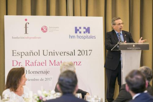 Dr. Rafael Matesanz