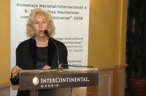 Carmen de Alvear.