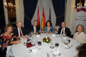 Cena entrega de Premio Hotel Ritz