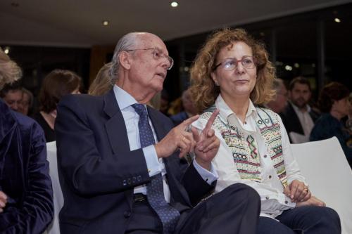 Ignacio Buqueras y BachElsa González