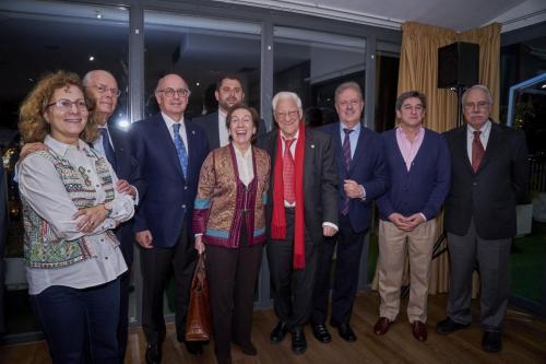 Acto de entrega del Premio `Fundación Independiente´ de Periodismo Camilo José Cela 2017