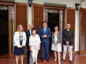 Embajada de Costa Rica