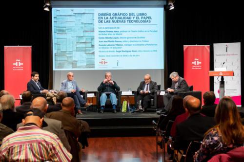 «El Diseño Gráfico del Libro en la actualidad y el papel de las Nuevas Tecnologías»