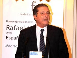 Federico Mayor Zaragoza.