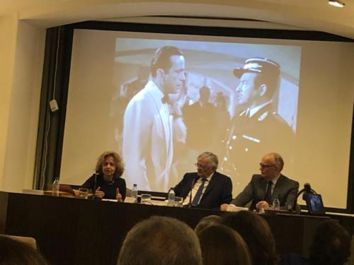 Humanismo y Cine «Ética y Moral. Buena Gobernanza»