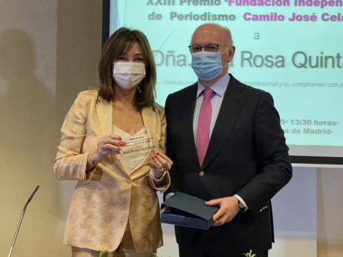 Ana Rosa QuintanaAldo Olcese Santonja
