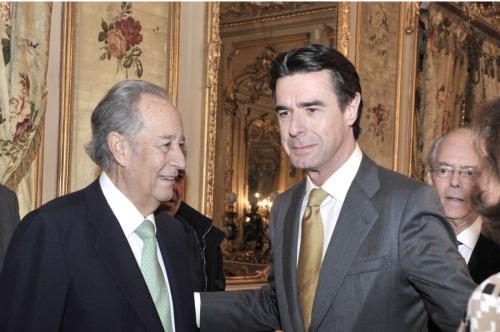 Juan-Miguel Villar Mir José Manuel Soria