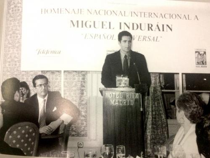 Miguel Induraín